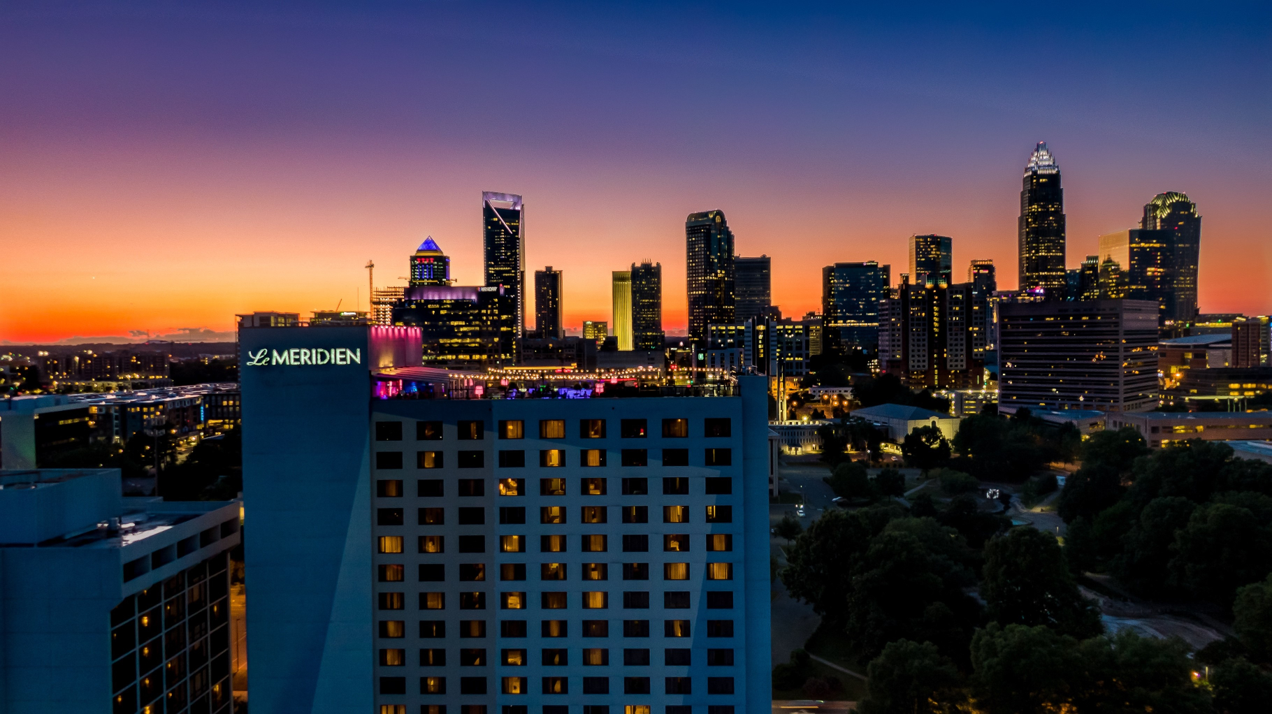 Sheraton Le Meridien Sunset photo